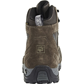 Jack Wolfskin Vojo Hike Mid Texapore Chaussures Homme, flashing green